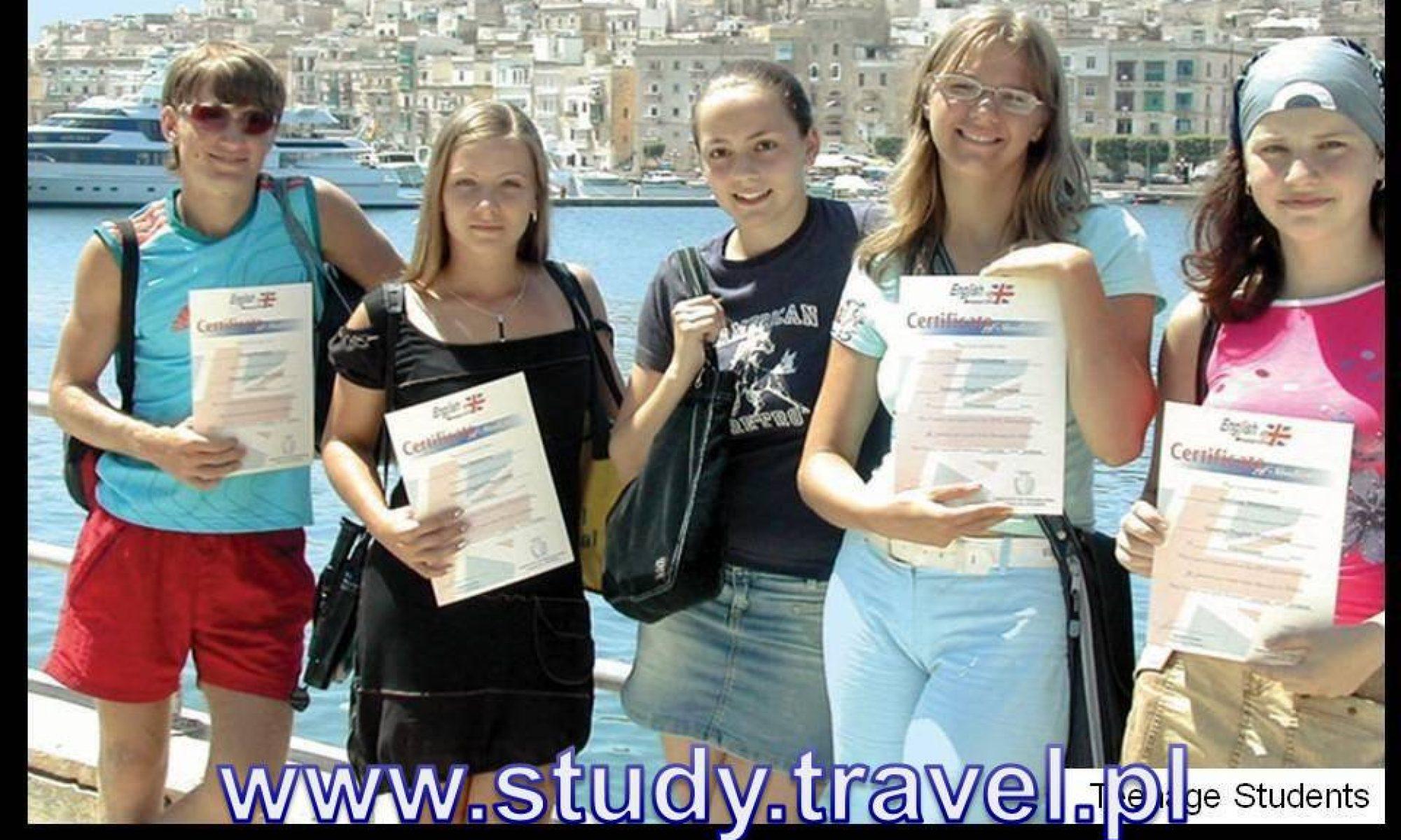 Obozy i Kursy Językowe Anglia Malta - STUDY TRAVEL